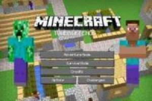 Бесплатно Minecraft Tower Defense Играть